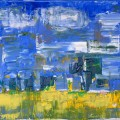 """Venloer Heide"", Acryl auf Leinwand (30x40), ©2013"