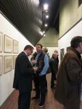 """Ausstellungseröffnung """"Auf dem Weg..."""" am 16.11.14 in Xanten"""