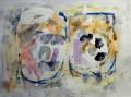 Aquarellfarbe auf Papier, 36x48, o.T., ©2010